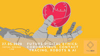Future Digital Ethics: Contact Tracing and AI at Virtual Event  in Bristol