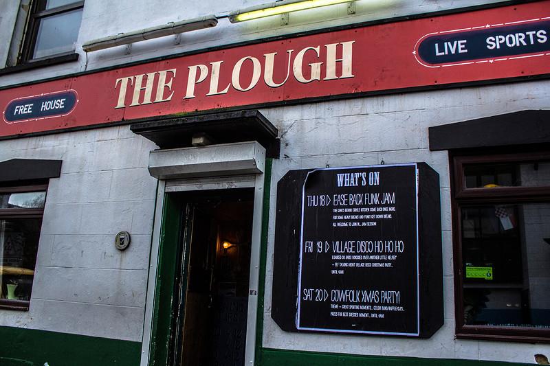 The Plough Inn in Bristol
