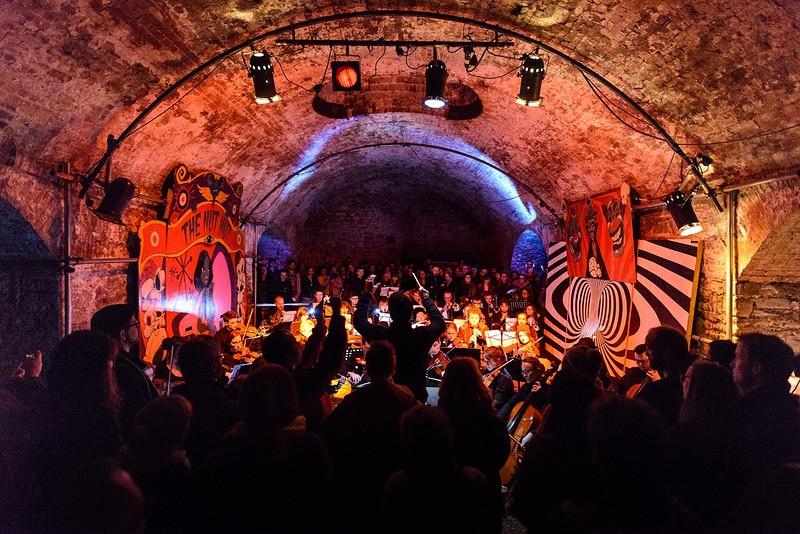 The Loco Klub in Bristol