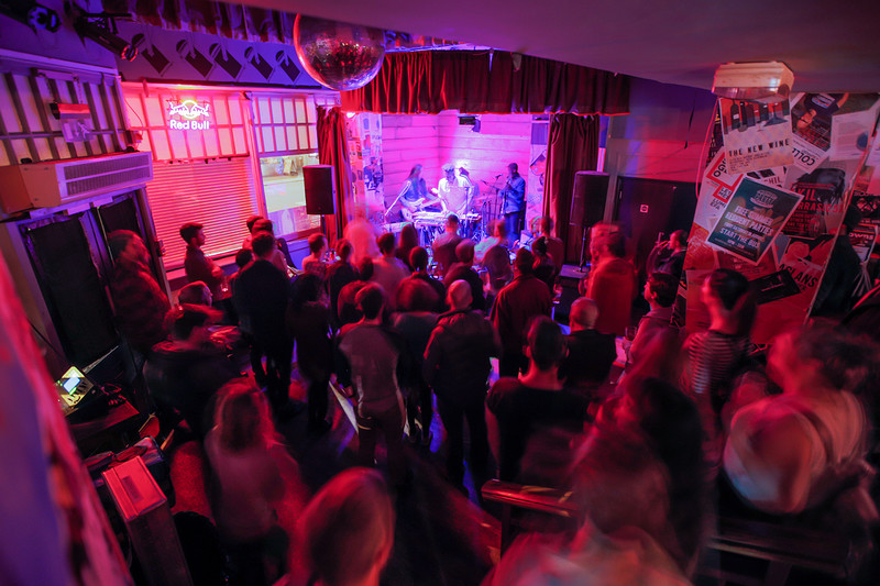 Hy Brasil Music Club in Bristol